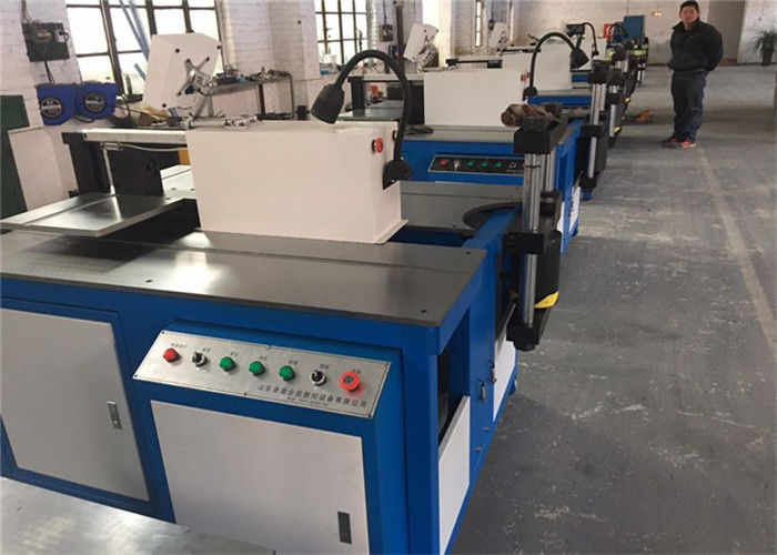 3 in 1 CNC busbar machine punching bending cutting for transformer substation