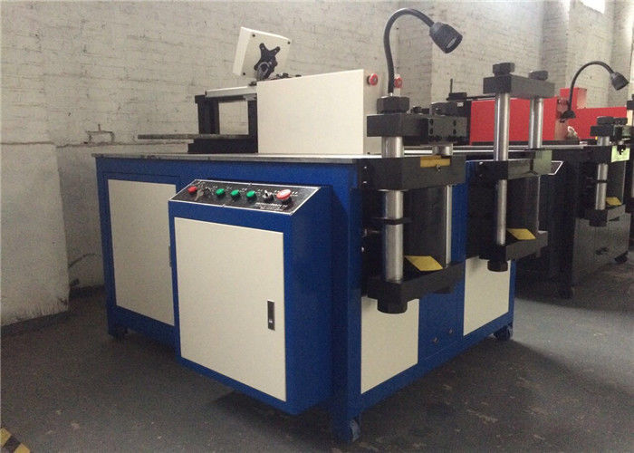 16x200 mm Brass Cutting Machine With Punching Bending And Cutting 3 Operation Unit