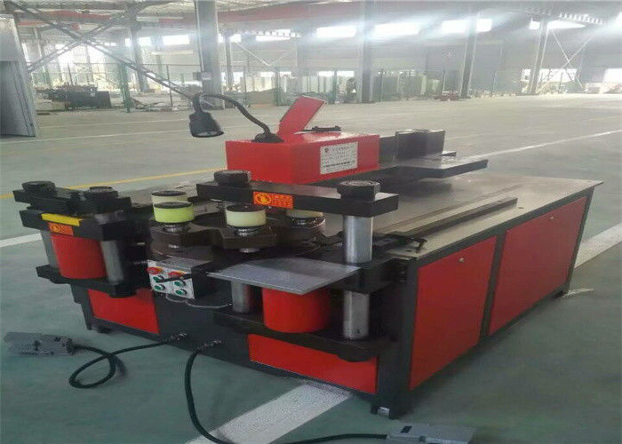 PLC Control CNC Hydraulic Bending Machine For Processing Copper And Aluminum